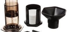 AeroPress coffee making kit