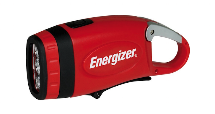 Energizer Weatheready LED light