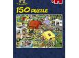 Jumbo Jan van Haasteren camping puzzle