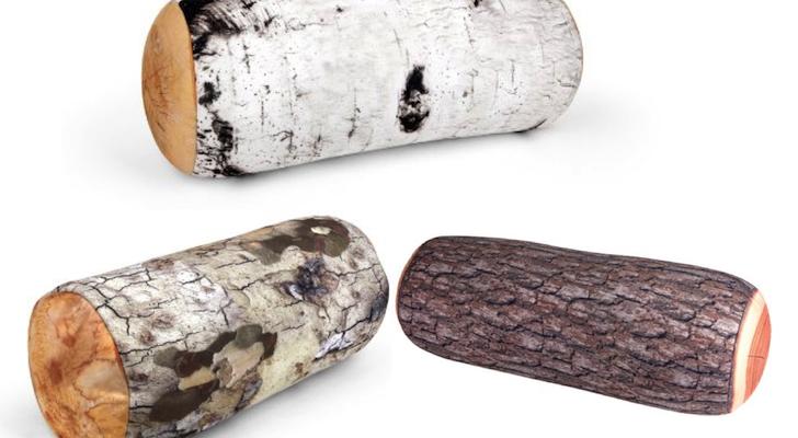 Log head cushions