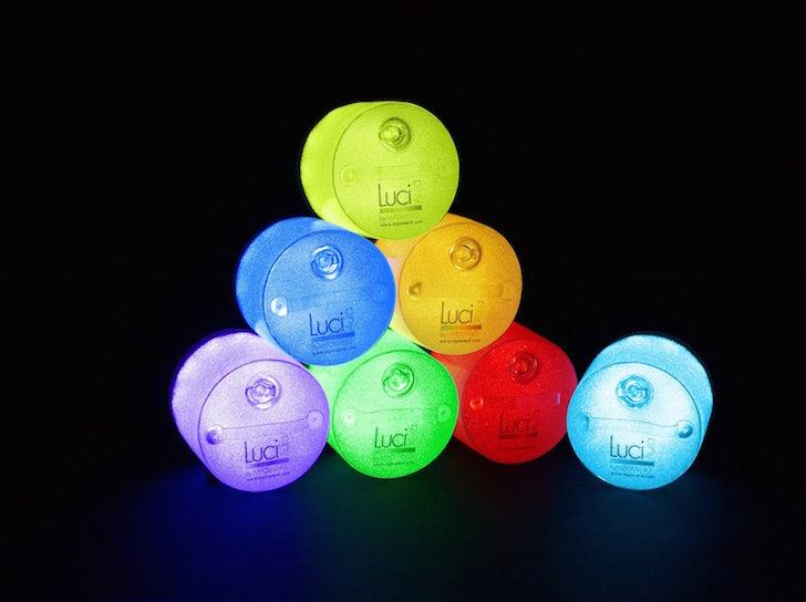 MPOWERD Luci Aura lights