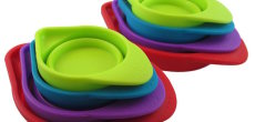Silcook 8-Piece Collapsible Measuring Cup Set