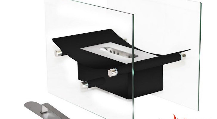 Bio-Ethanol Tabletop Fireplace From Moda Flame