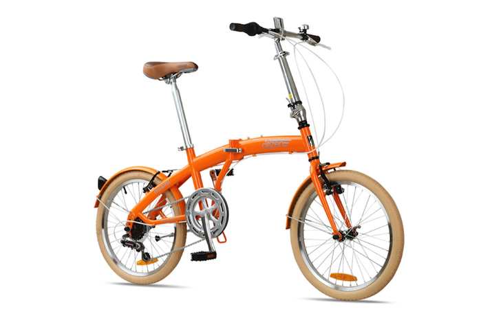 Citizen folding bike
