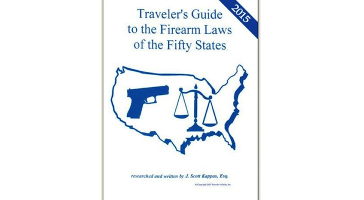 Traveler's Guide To The Firearm Laws Of The 50 States