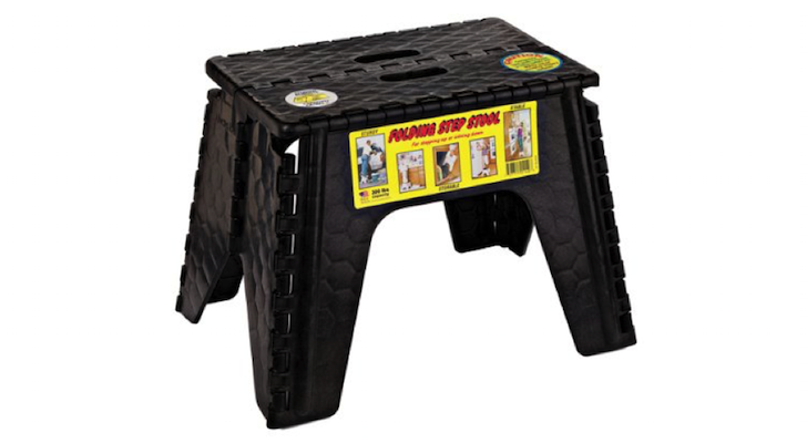 EZ Fold Step Stool