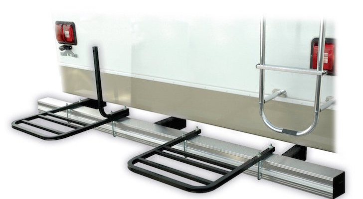 Swagman Double Bike Rack For RVs