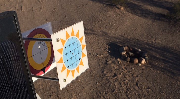 Manual Solar Panel Positioner
