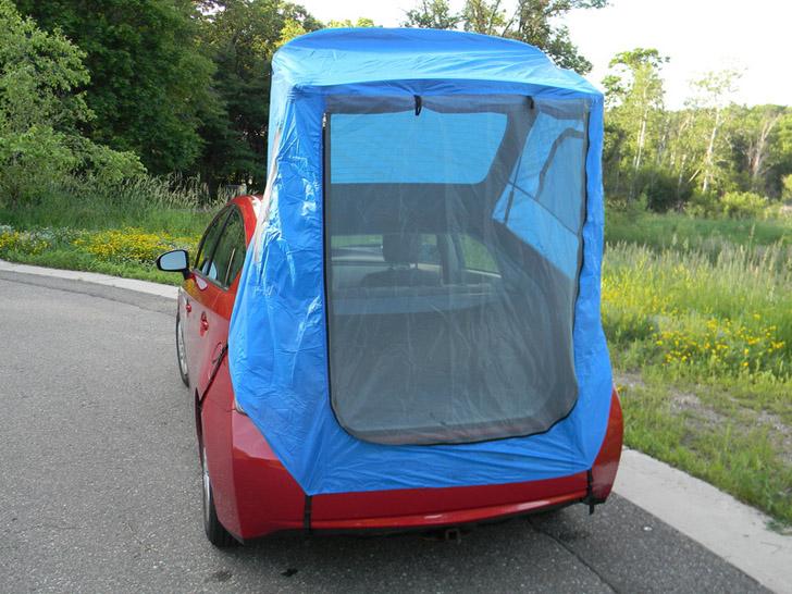 Prius tent